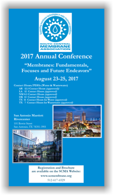 SCMA 2017 Annual Conference & Expo - San Antonio, TX - August 23-25, 2017 @ San Antonio Marriott Rivercenter | San Antonio | Texas | United States