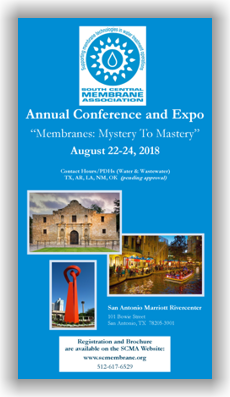 SCMA 2018 Annual Conference & Expo - San Antonio, TX - August 22-24, 2018 @ San Antonio Marriott Rivercenter | San Antonio | Texas | United States