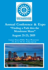 SCMA 2019 Annual Conference & Expo - Fort Worth, TX - August 21-23, 2019 @ Hilton Fort Worth